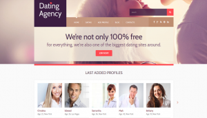 Dating Responsive 49677 Layout