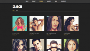 Dating Responsive Theme Layout