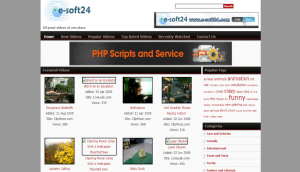 E-soft24 VideoEmbed Layout