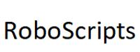 RoboScripts