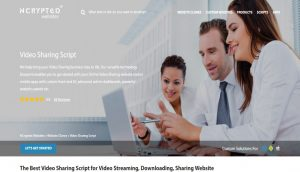 VideoSharingScript Layout