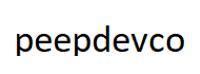 peep-dev-co