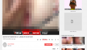 XTube Embed Layout