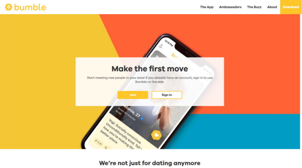 How to Start a Dating Site - Make the Call to Action Obvious 2